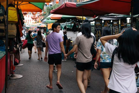 Roaming the streets of Chinatown KL