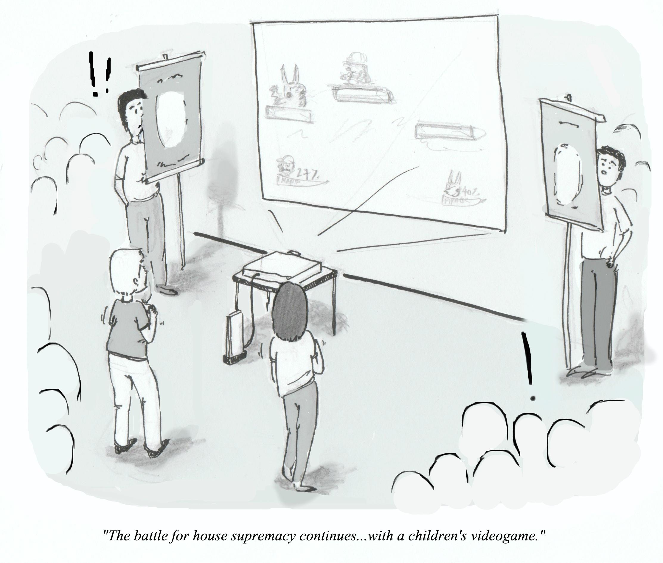 Week 4 Cartoon