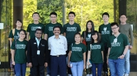 Radiation and Society Module Visits Malaysian Nuclear Reactor