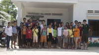 tCambodia: Giving to an Elementary School in Siem Reap