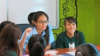 tMentors: Giving to Elementary School Children in Singapore