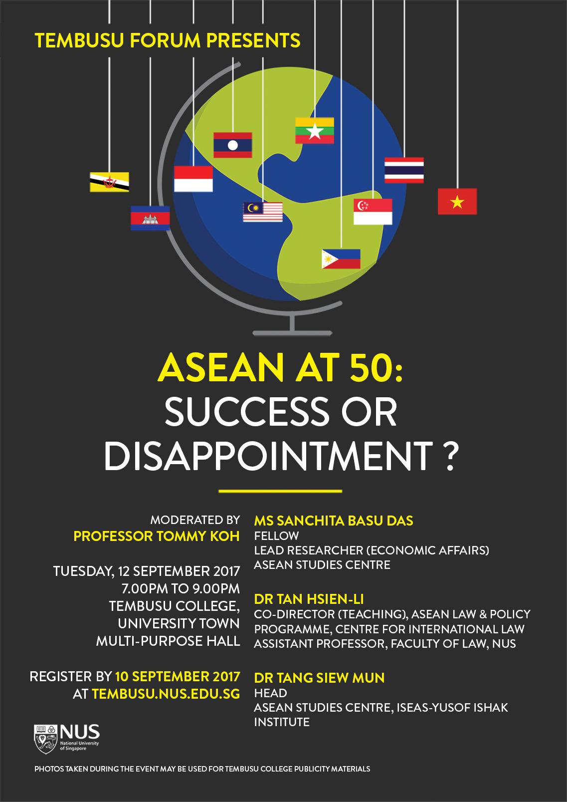 asean purpose