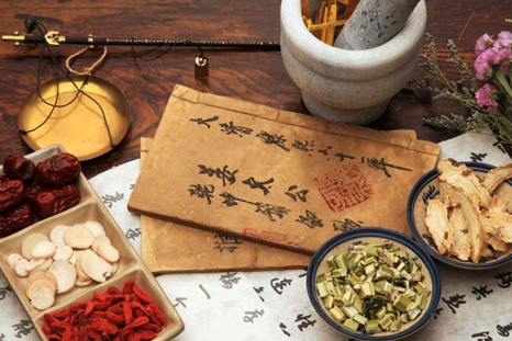 Traditional Chinese Medicine (Cropped)